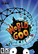 jaquette PC World Of Goo