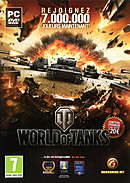 jaquette PC World Of Tanks