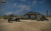 WoT Screens Map Aerofield Image 12