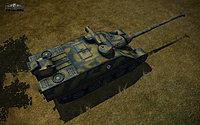 WoT Screens Tank AMX AC de 120 Image 02