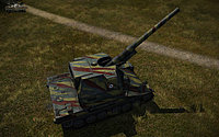 WoT Screens Tank Bat Chatillon 155 Image 02