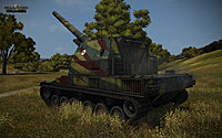WoT Screens Tank Bat Chatillon 155 Image 03