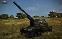 WoT Screens Tank Bat Chatillon 155 Image 05