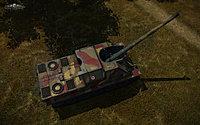 WoT Screens Tank Lorraine 155 51 Image 01