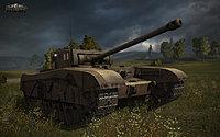 WoT Tanks Black Prince Image 01