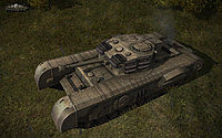 WoT Tanks Churchill IV Image 02