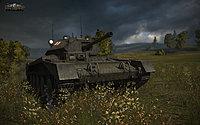 WoT Tanks Crusader Image 01