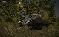 WoT Tanks Sherman III Image 01