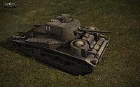 WoT Tanks Vickers Medium Mark III Image 02