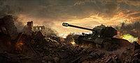 World of Tanks Pershing Artwork