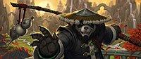 World of Warcraft Mists of Pandaria Art