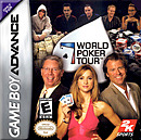 jaquette GBA World Poker Tour