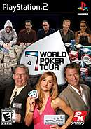 jaquette PlayStation 2 World Poker Tour
