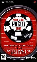 jaquette PSP World Series Of Poker 2008 Battle For The Bracelets