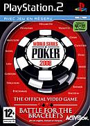 jaquette PlayStation 2 World Series Of Poker 2008 Battle For The Bracelets