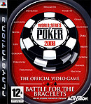 jaquette PlayStation 3 World Series Of Poker 2008 Battle For The Bracelets