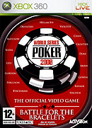jaquette Xbox 360 World Series Of Poker 2008 Battle For The Bracelets