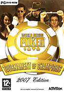 jaquette PC World Series Of Poker Tournament Of Champions 2007 Edition