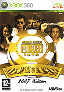 jaquette Xbox 360 World Series Of Poker Tournament Of Champions 2007 Edition