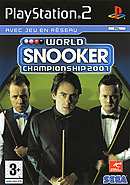 jaquette PlayStation 2 World Snooker Championship 2007