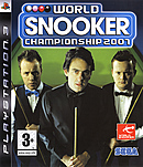 jaquette PlayStation 3 World Snooker Championship 2007