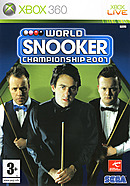 jaquette Xbox 360 World Snooker Championship 2007