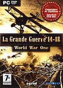 jaquette PC World War One La Grande Guerre 14 18