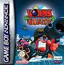 jaquette GBA Worms Blast