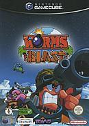 jaquette Gamecube Worms Blast