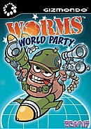 jaquette Gizmondo Worms World Party