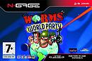 jaquette N Gage Worms World Party