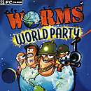 jaquette PC Worms World Party