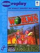 jaquette Mac Worms