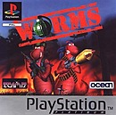 jaquette PlayStation 1 Worms