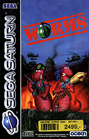 jaquette Saturn Worms