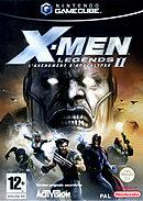 jaquette Gamecube X Men Legends II L Avenement D Apocalypse