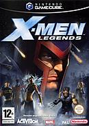 jaquette Gamecube X Men Legends