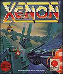 jaquette Amstrad CPC Xenon