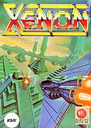 jaquette Atari ST Xenon