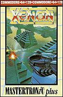 jaquette Commodore 64 Xenon