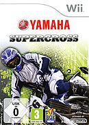 jaquette Wii Yamaha Supercross