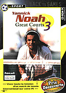 jaquette PC Yannick Noah Great Courts 3