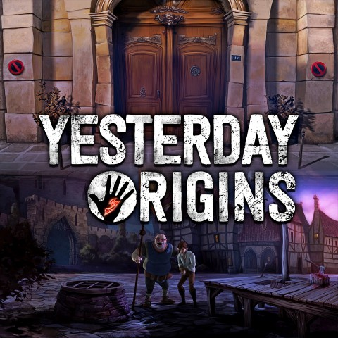 jaquette iOS Yesterday Origins