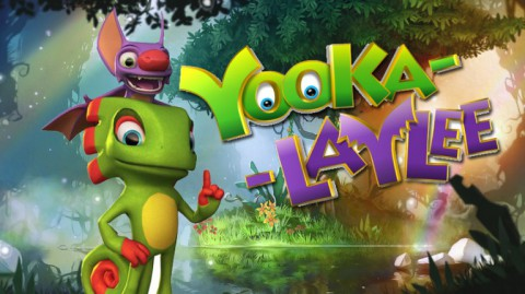 jaquette PlayStation 4 Yooka Laylee
