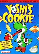 jaquette Nes Yoshi s Cookie