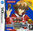 jaquette Nintendo DS Yu Gi Oh World Championship Tournament 2007