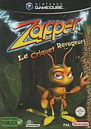 jaquette Gamecube Zapper Le Criquet Ravageur