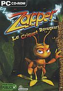 jaquette PC Zapper Le Criquet Ravageur