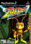 jaquette PlayStation 2 Zapper Le Criquet Ravageur