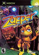 jaquette Xbox Zapper Le Criquet Ravageur